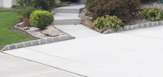 Concrete Driveway Installation and Repair