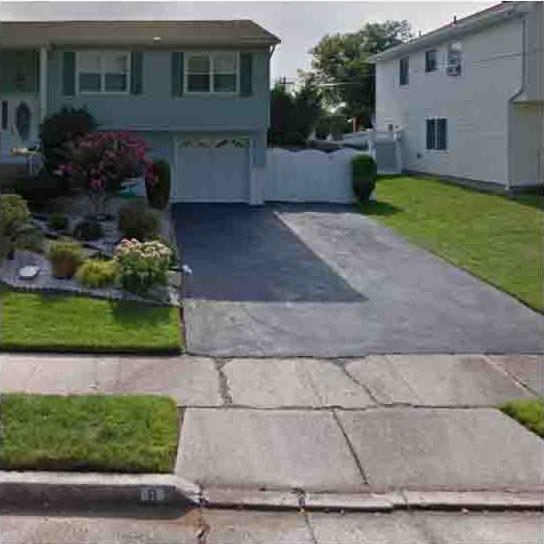 asphalt driveway replacement