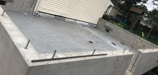 Concrete Patio, Slab and Foundation