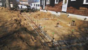 contractor concrete foundation