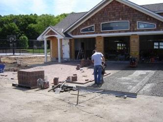 driveway pavors contractor