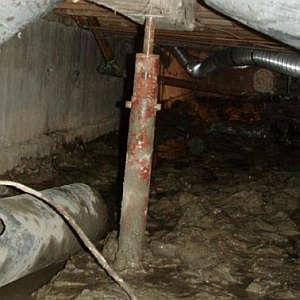 house repair screw jack