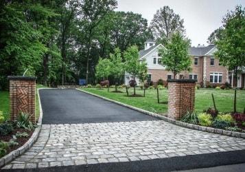 masonry contractor driveway