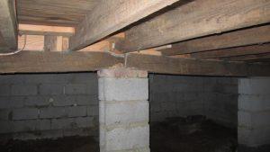 sagging floor repair monmouth county